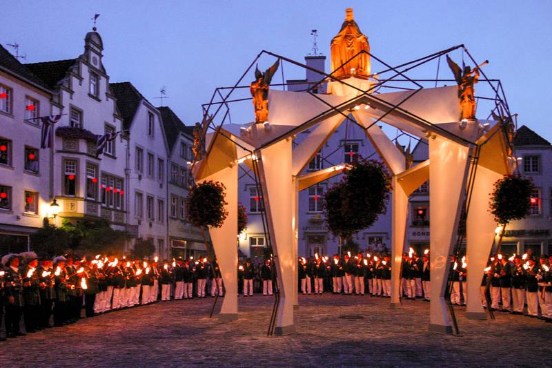 Marienbogen auf dem Marktplatz