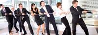 Die Arbeitszufriedenheit und das Engagement werden erhöht