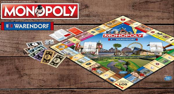 Warendorf-Edition Monopoly