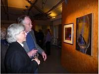 Ausstellung im Dachtheater