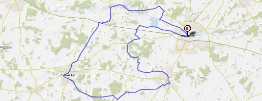 Routenvorschlag 3: Spargelroute rund um Warendorf