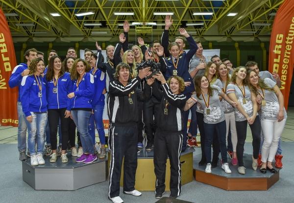 Internationaler Deutschlandpokal im Rettungsschwimmen