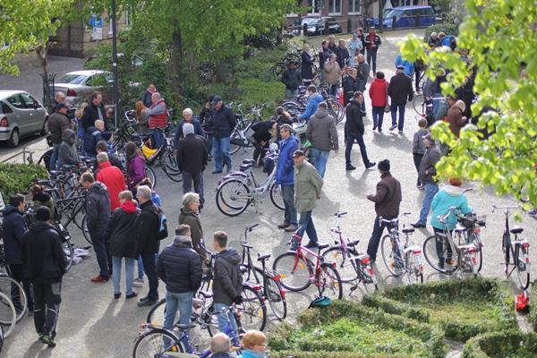 ABGESAGT! Fahrradmarkt - Gebraucht fährt auch