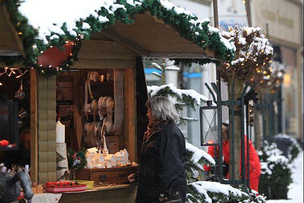 ABGESAGT - Weihnachtsmarkt: Warendorfer Adventsmarkt