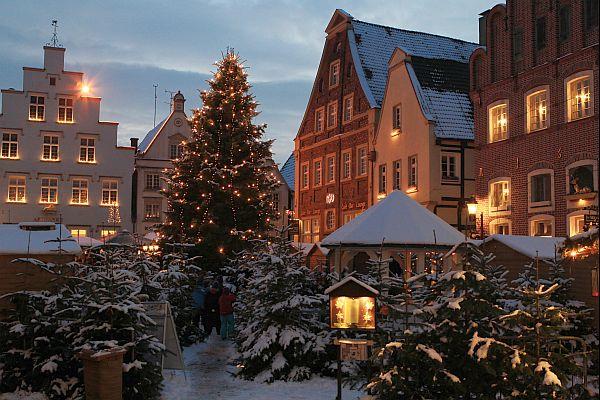 Weihnachtsmarkt: Warendorfer Weihnachtswäldchen