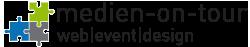 medien-on-tour - web   event   design